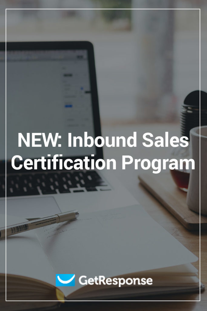 Inbound Sales Certification Program