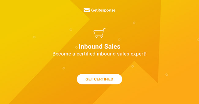 Inbound Sales – Become a certified inbound sales expert