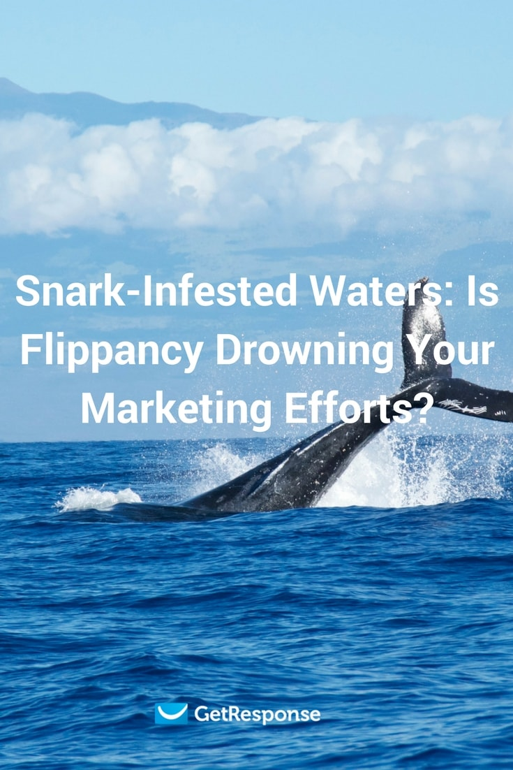 snark-infested marketing