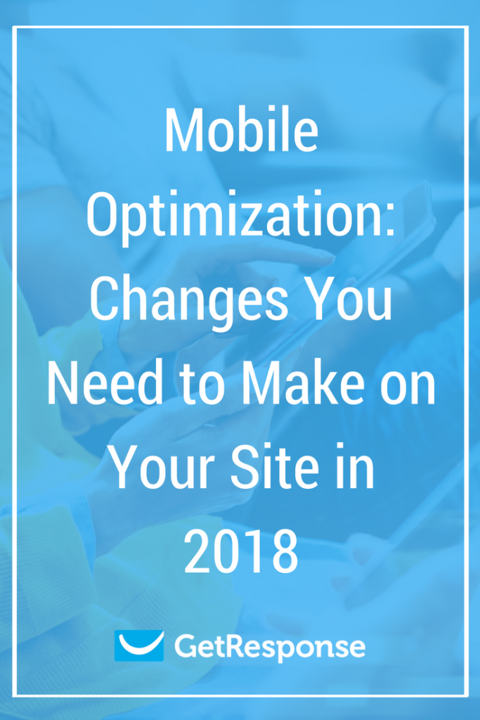 Mobile Optimization Changes