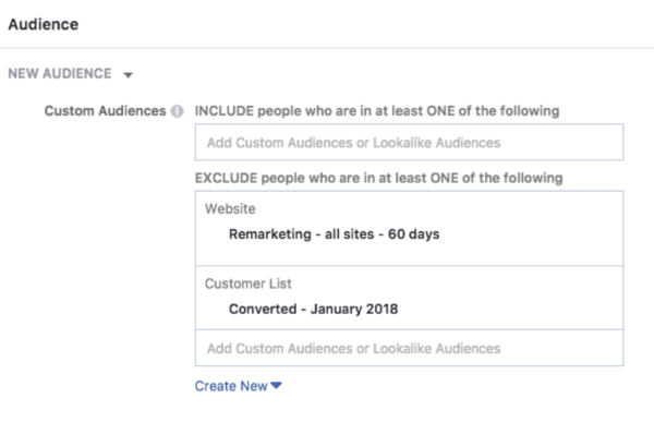 Building a powerful ecommerce email list Excluding Existing Customers.png