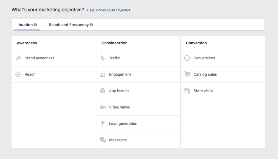 Facebook Lead Ads New Campaign Lead Generation