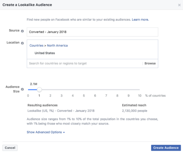 Powerful ecommerce email list Creating Lookalike Audience with Facebook.png