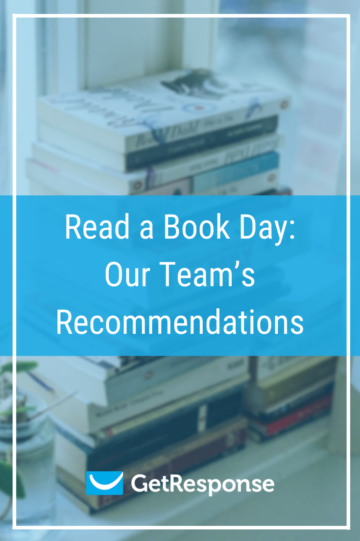 Read a Book Day: Our Team's Recommendations