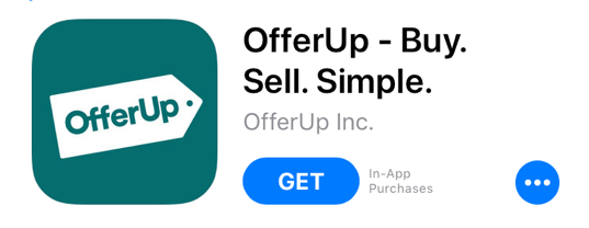 offerup app store snippet