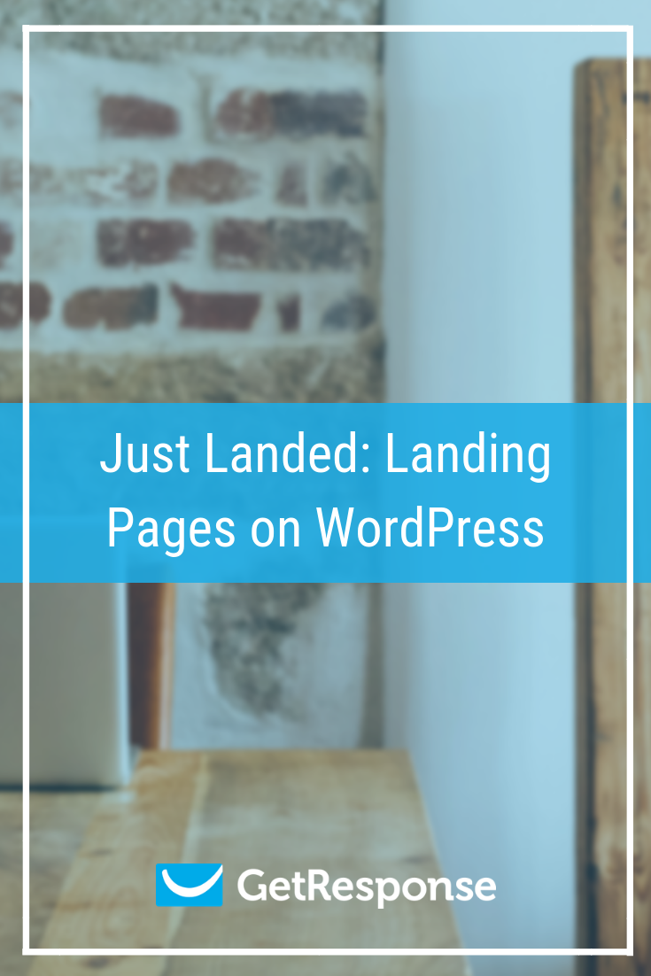 Just Landed_ Landing Pages on WordPress (1)