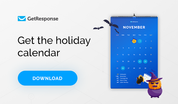 End of Year Holiday Marketing Calendar