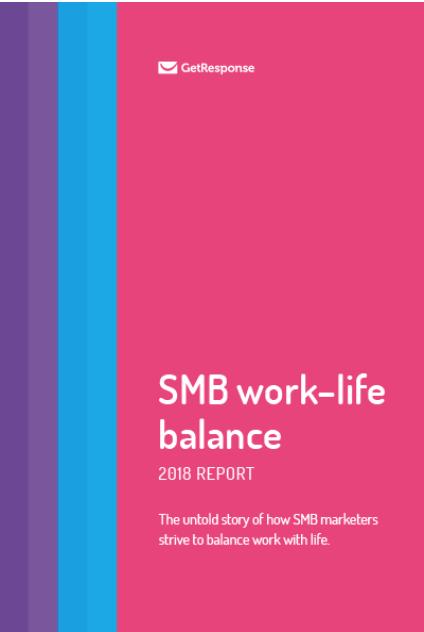 smb work life balance 2018 report