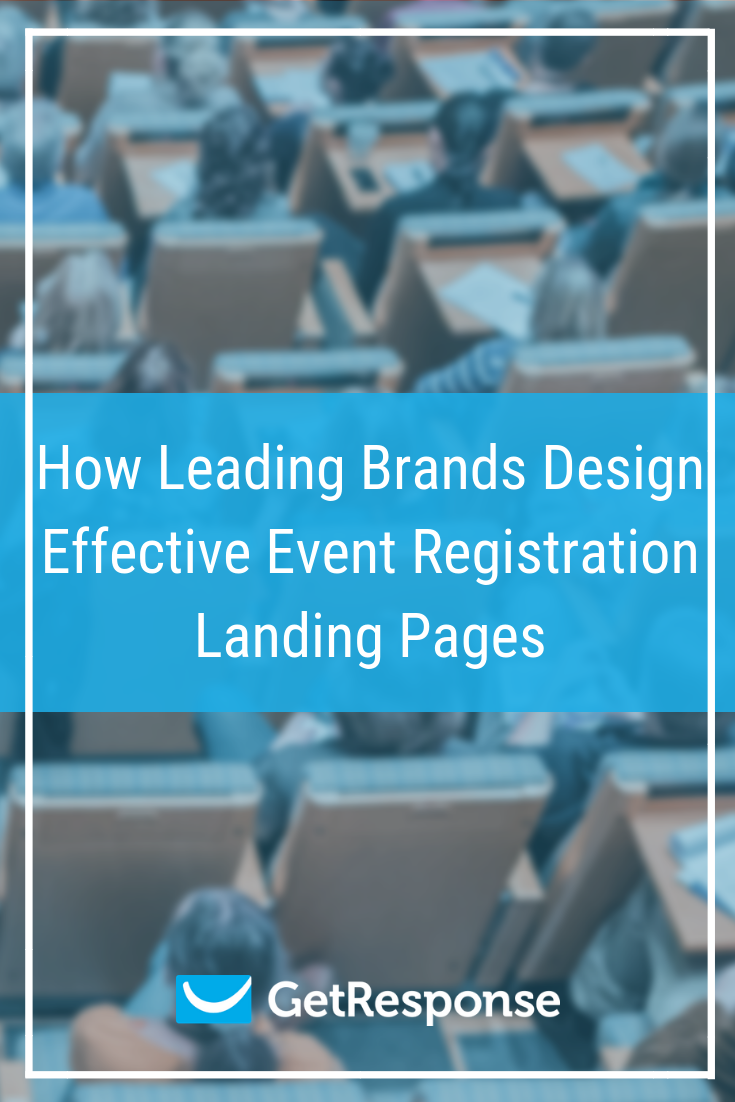 How Leading Brands Design Effective Event Registration Landing Pages