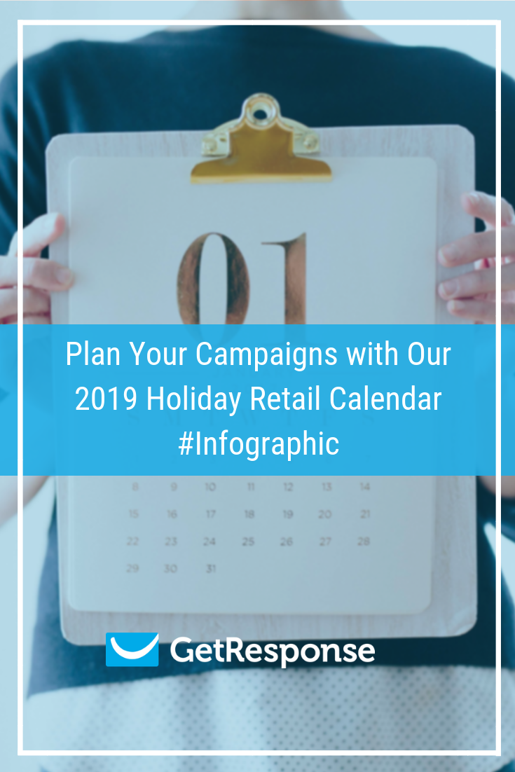 2019 Holiday Retail Calendar #Infographic (1)