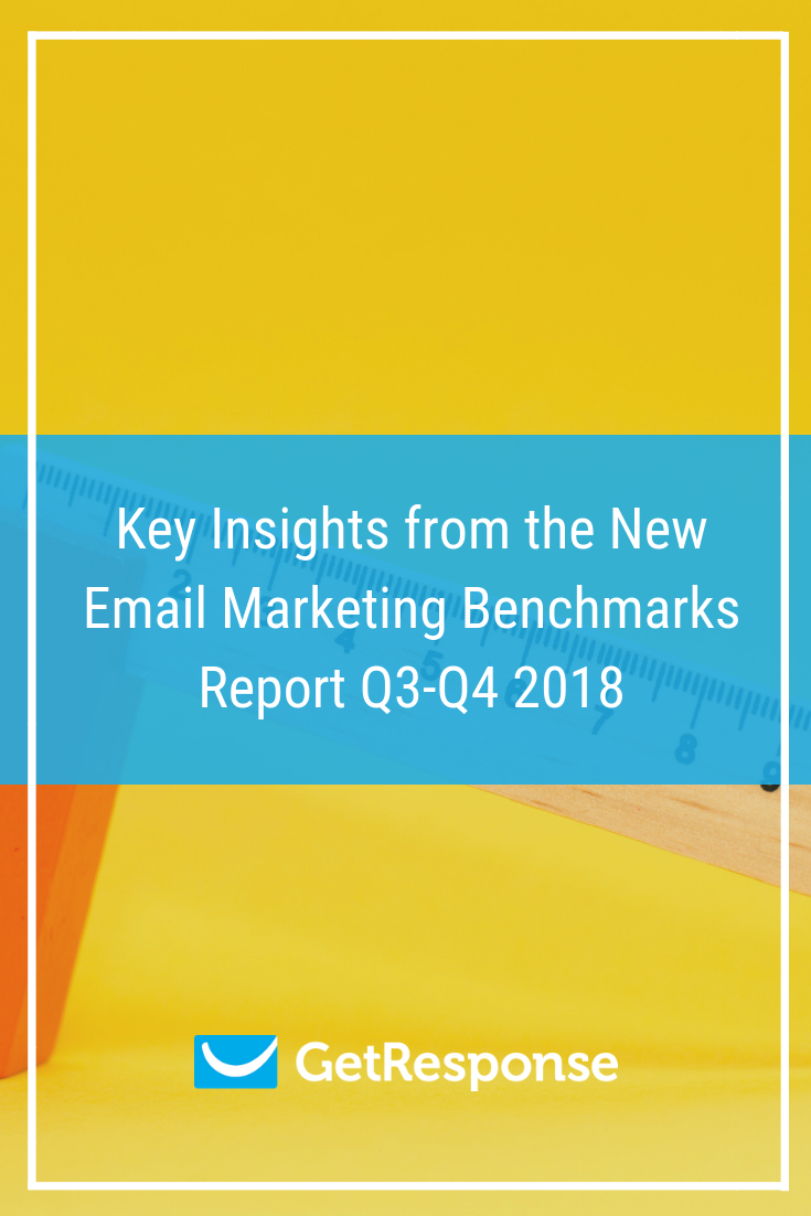 Key Insights from the New Email Marketing Benchmarks Report Q3-Q4 2018