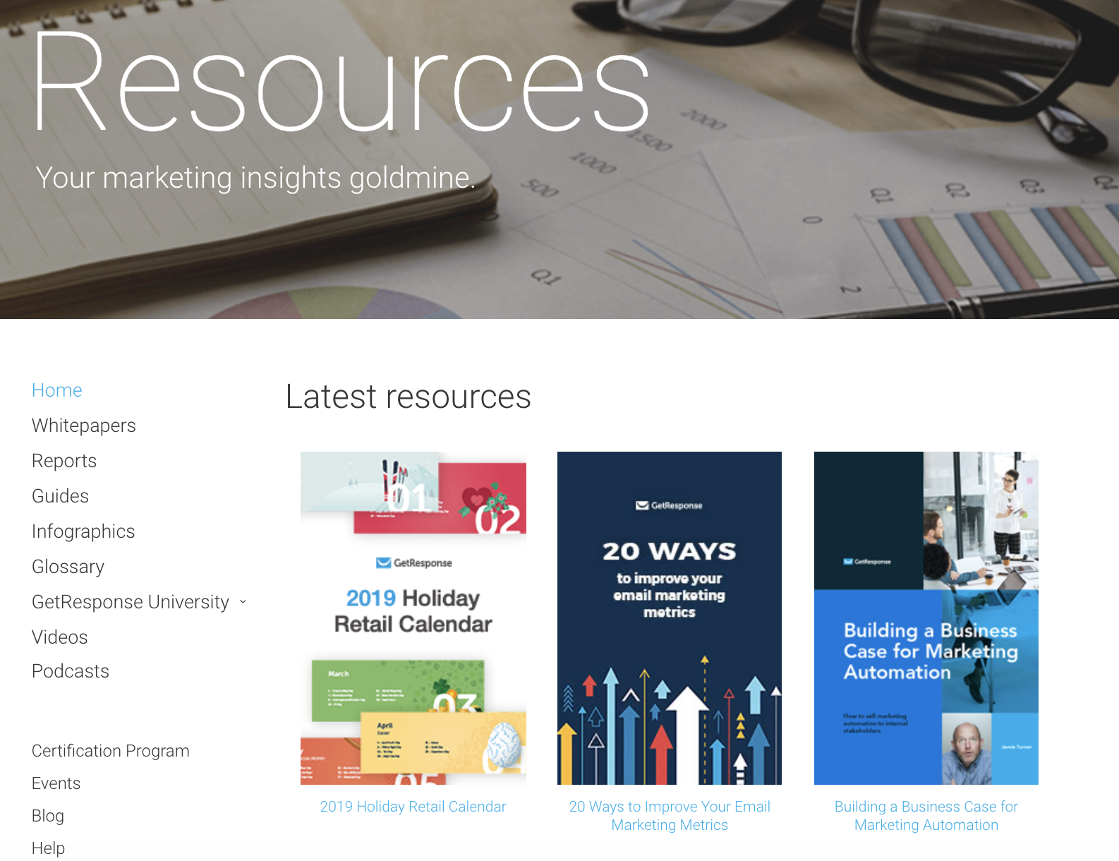 resource bundle getresponse resources.