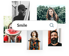 Unsplash photo library social ads.