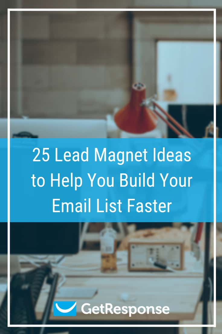 25 Lead Magnet Ideas and Examples.