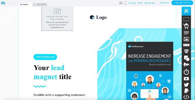Der Lead Magnet-Funnel ist eine sehr gute Lösung, um an Kontaktdaten potentieller Kunden zu kommen.