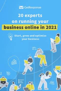 Free ebook: 20 experts on running your business online in 2021.