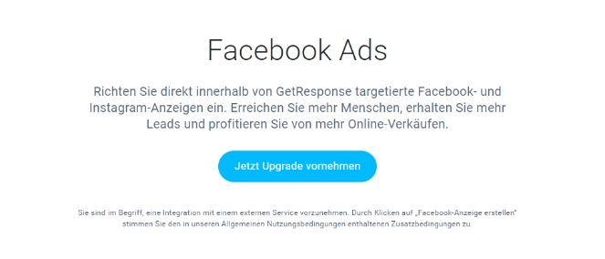 Setze effektives Remarketing über Facebook ein.