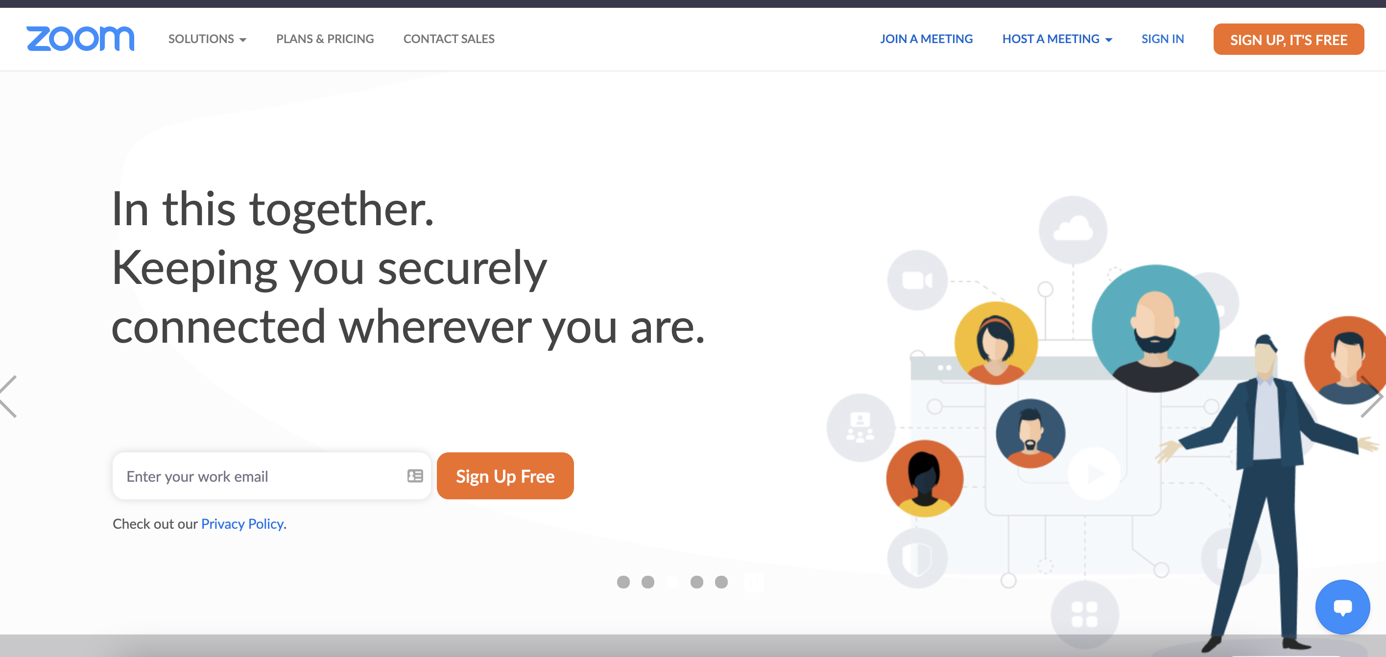 Zoom - tool for real estate agents.