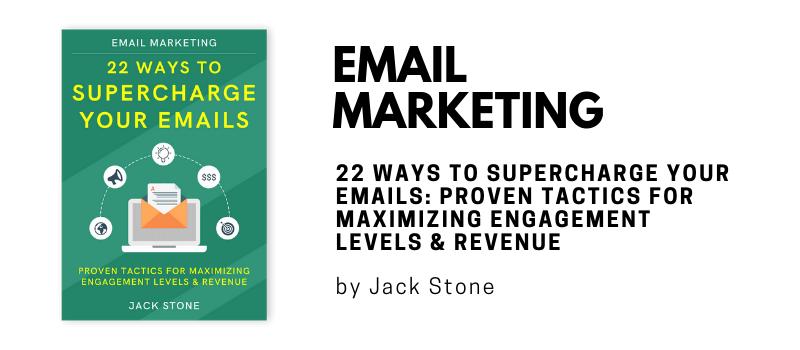 книга о email маркетинге Джека Стоуна