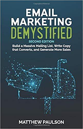 книга о email маркетинге Мэтью Полсона