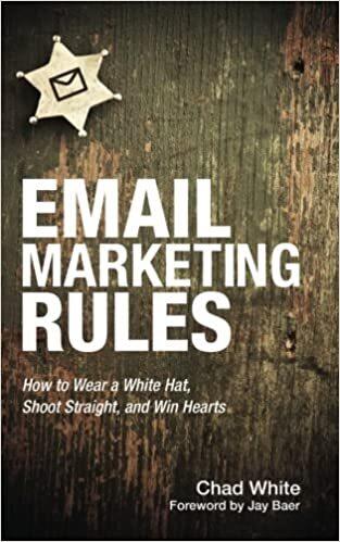 книга о правилах email маркетинга Чад Уайт