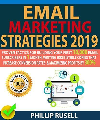 книга о стратегиях email маркетинга Филлип Рассел
