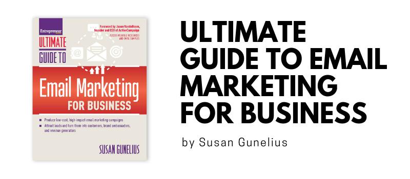 книга о email маркетинге Сьюзан Ганелиус