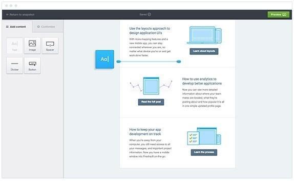 Campaign Monitor has a walkthrough tutorial so you can create autoresponders successfully.