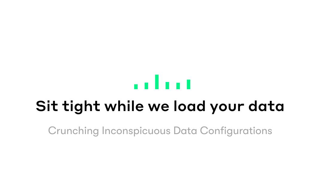 Страница загрузки данных
