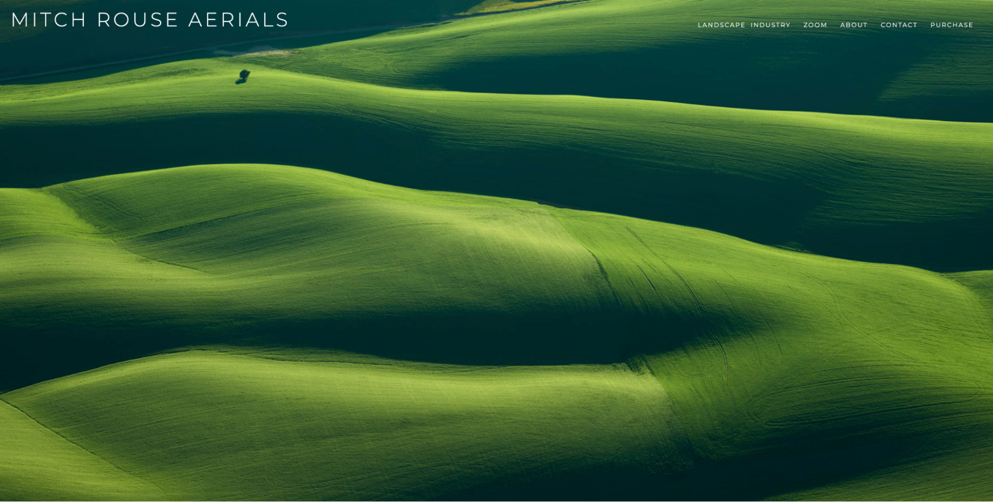 Aerial and stock photography online portfolio.