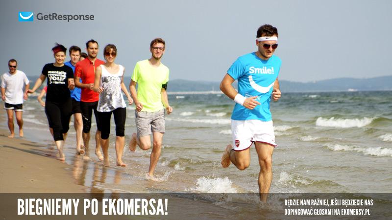 Biegniemy po Ekomersa!