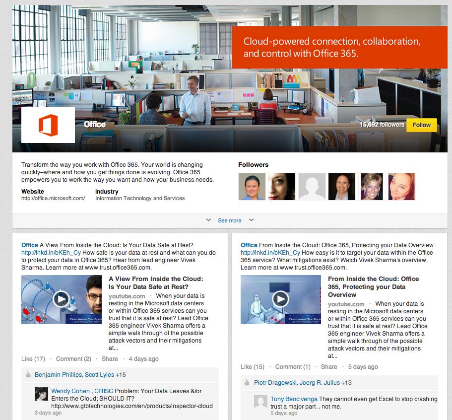 Strona marki Microsoft Office
