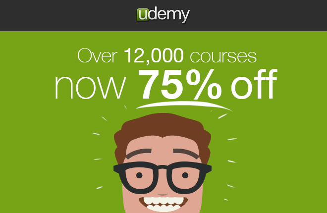 Newsletter Udemy