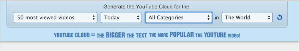 YouTube Cloud