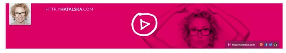 Hatalska YouTube