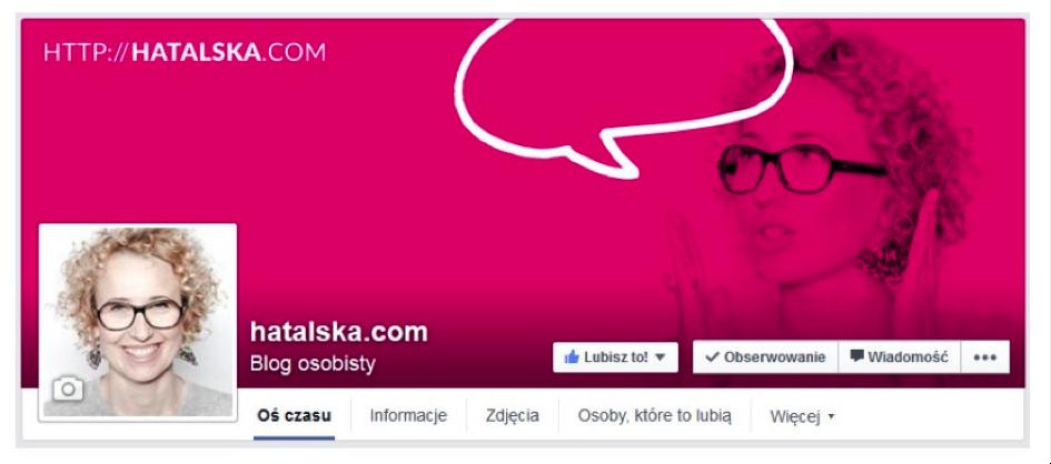 Hatalska Facebook