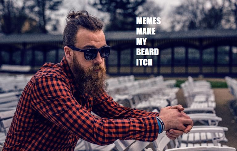 Od memów swędzi mnie broda.