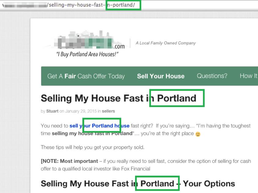 Portland-house