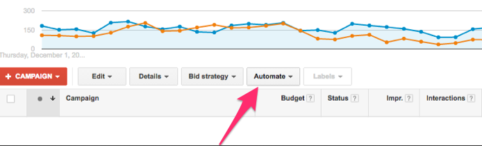 Adwords-Automate