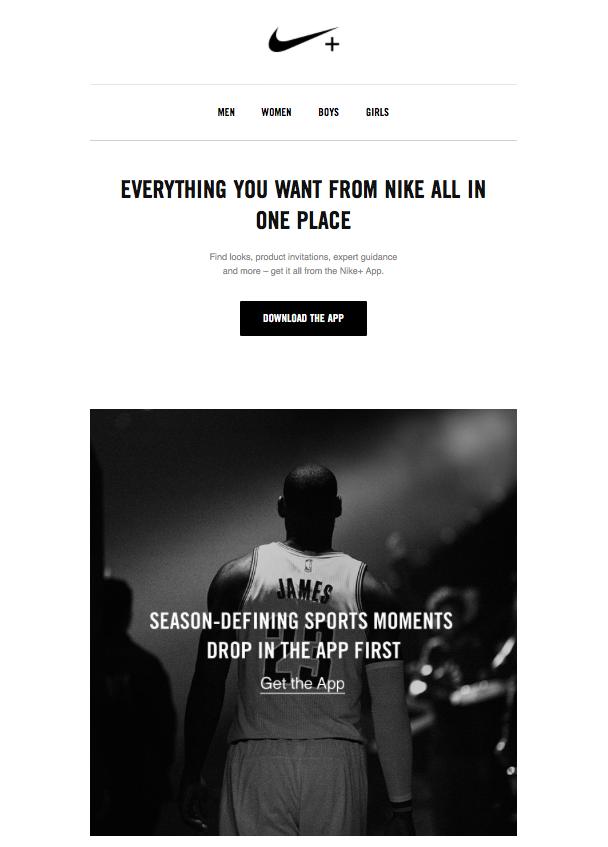 Pobierz-aplikacje-email-Nike