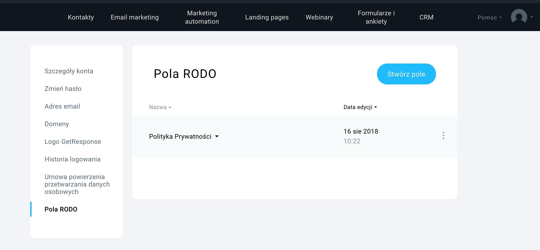 POLA-RODO