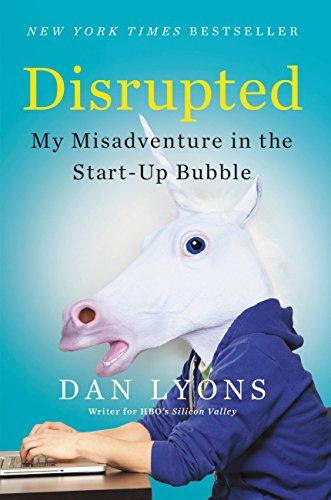 Disrupted - мотивирующая книга про бизнес для всех тех, кто сражается в жизни