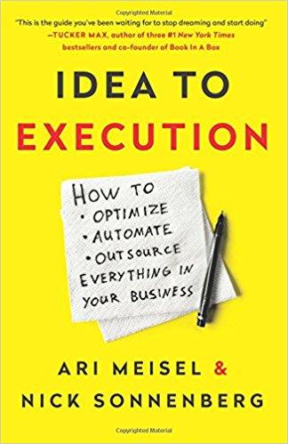 Книга по бизнесу для тех, кому необходима правильная оптимизация, автоматизация и аутсорсинг