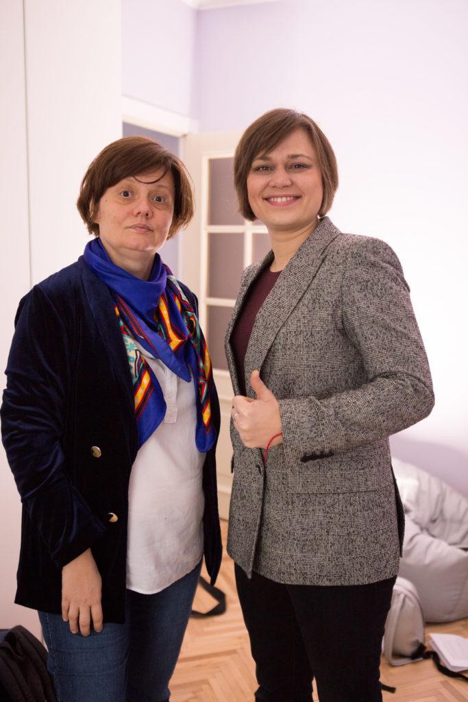 Интервью Юлии Раковой с топ хантером России Аленой Владимирской