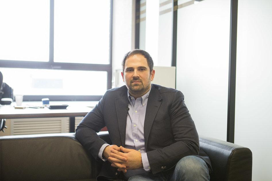 Владимир Смеркис - эксперт в области крипты, со-основатель платформы для криптотрейдинга TokenBox