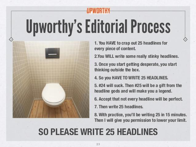 Практика создания вирусных заголовков от Upworthy