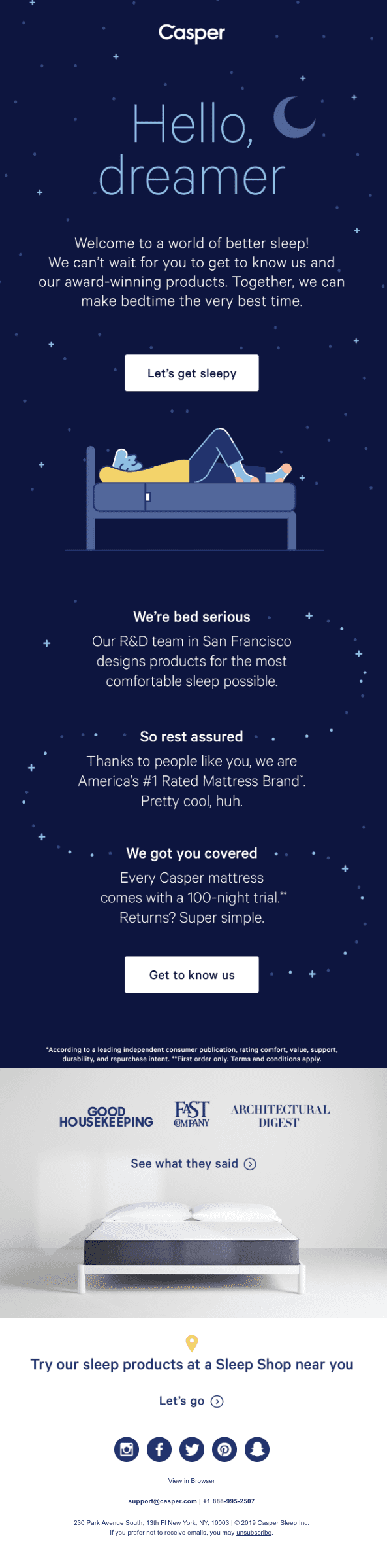welcome-email-from-casper