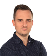 Tomasz - Junior Front-end Developer