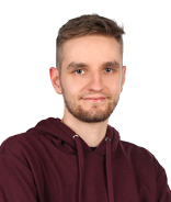 Krzysztof - Junior Front-end Developer