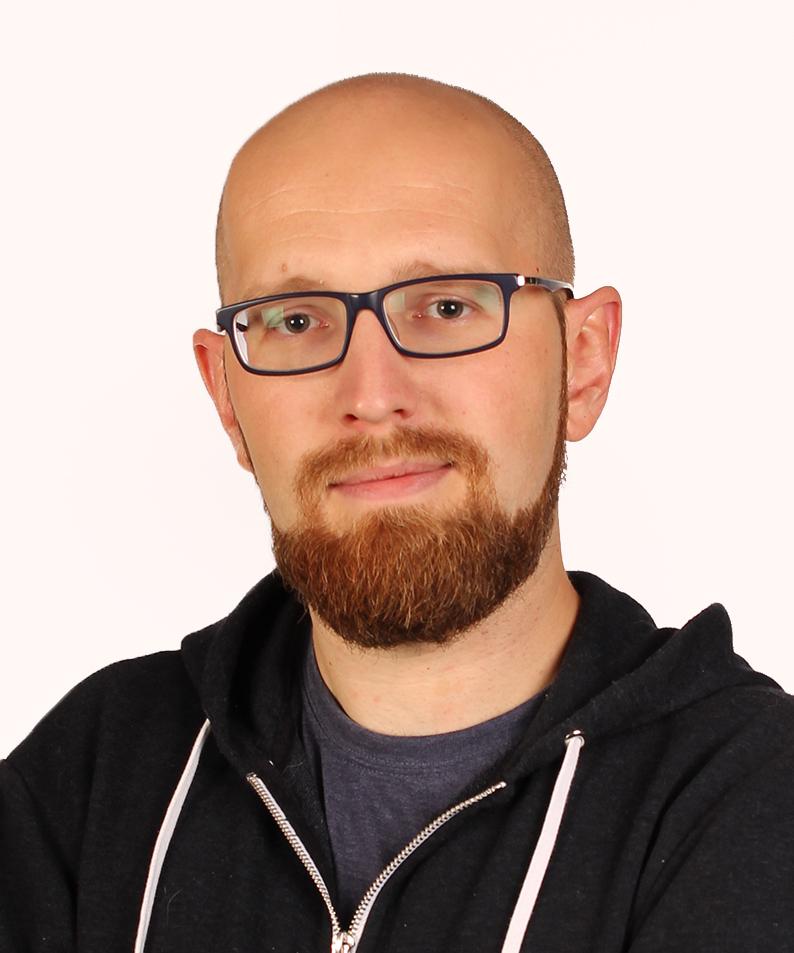 Przemysław - Marketing Manager - Poland